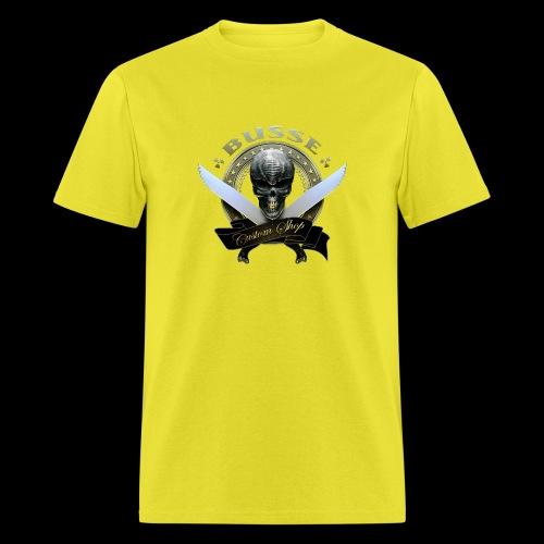 Custom Shop Skull - Men's T-Shirt