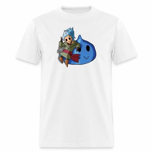 cute video game character - Men's T-Shirt