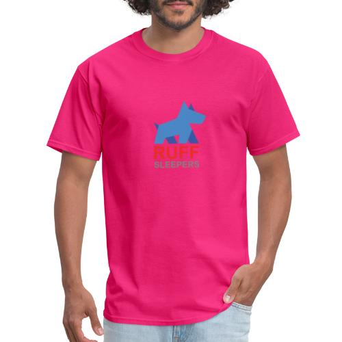 ruffsleepers logo 01 - Men's T-Shirt