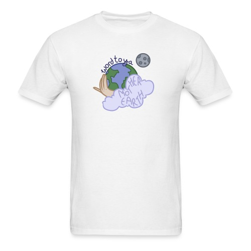 mother earth - Men's T-Shirt
