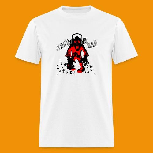 Music Zombie - Men's T-Shirt