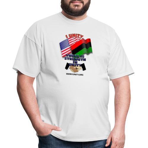 us afro E02 - Men's T-Shirt