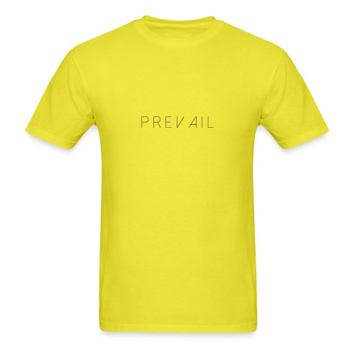 Prevail White - Men's T-Shirt