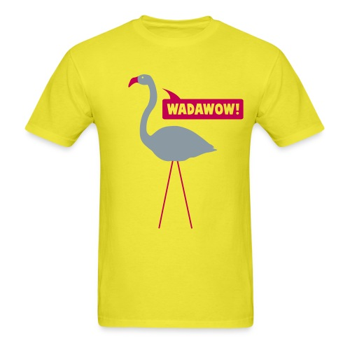 wadawow 2 couleurs - Men's T-Shirt