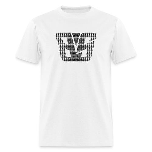 blackstunt Mini Black png - Men's T-Shirt