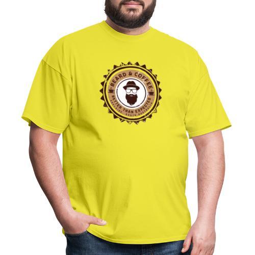 Beard and Coffee Merch - Men's T-Shirt