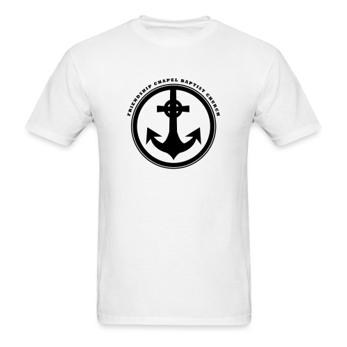 FCBC_Anchor - Men's T-Shirt