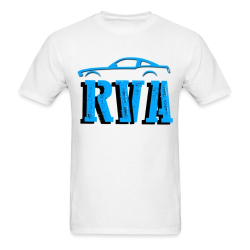 rva smurrf png - Men's T-Shirt