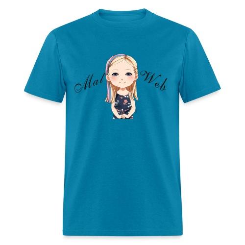 Mallory Chibi png - Men's T-Shirt