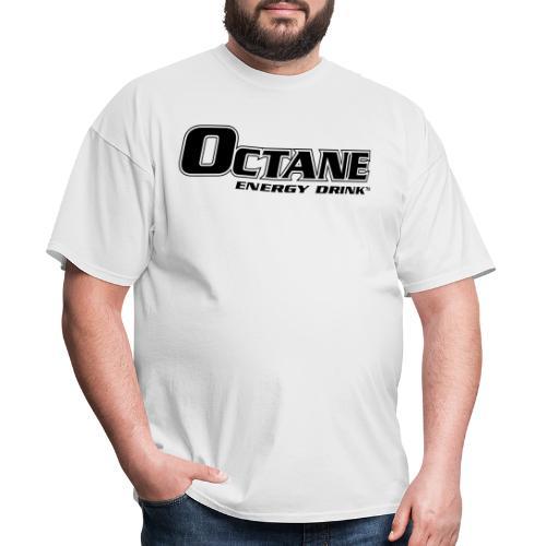 OCTANE ENERGY DRINK GEAR - Men's T-Shirt