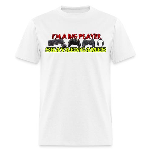 Skavaengames copy png - Men's T-Shirt