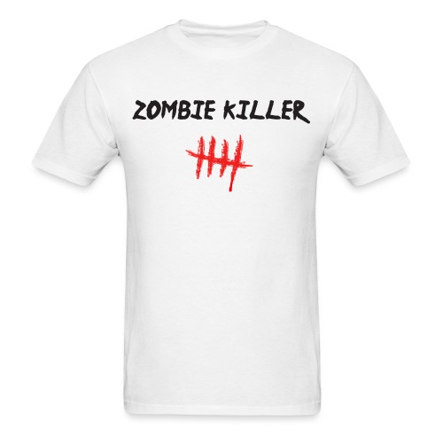 Zombie Killer Call of Duty T Shirt - Men's T-Shirt