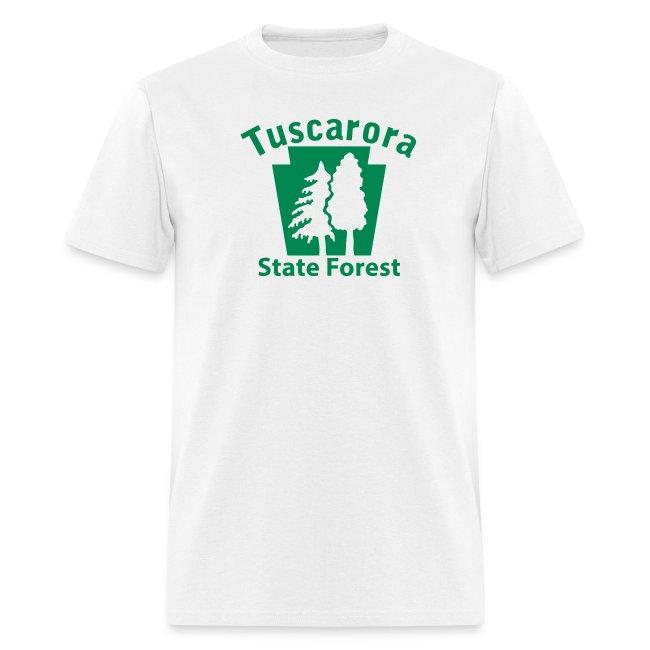Tuscarora State Forest Keystone (w/trees)