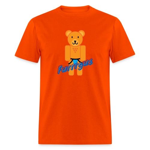 Furrrgus @ Underbear - Men's T-Shirt