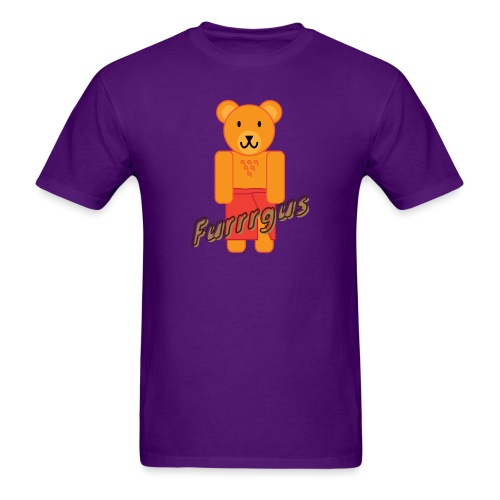 Presidential Suite Furrrgus - Men's T-Shirt