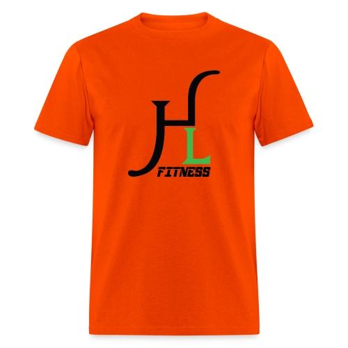 HIIT Life Fitness Logo - Men's T-Shirt