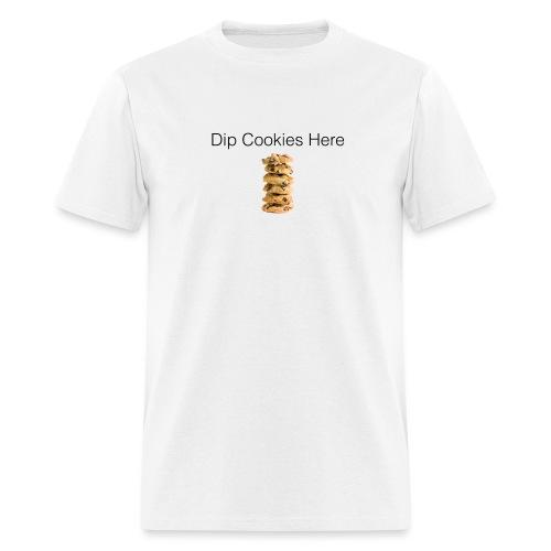 Dip Cookies Here mug - Men's T-Shirt