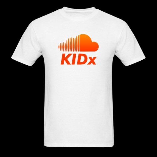 SOUNDCLOUD RAPPER KIDx - Men's T-Shirt