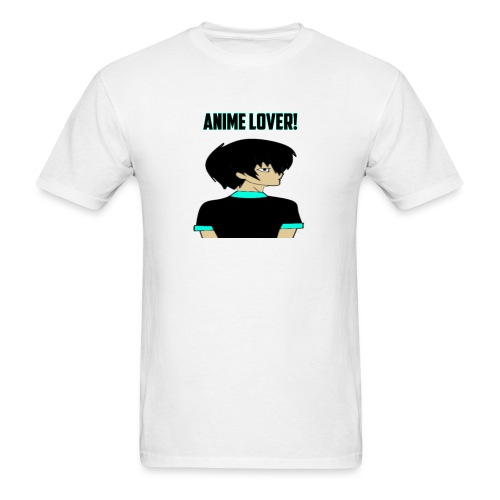 anime lover - Men's T-Shirt