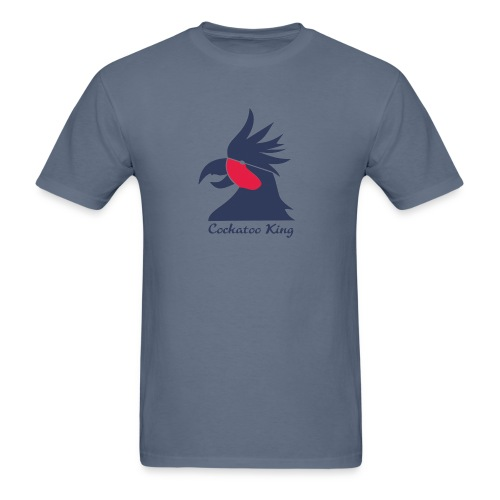 Cockatoo Logo - Men's T-Shirt