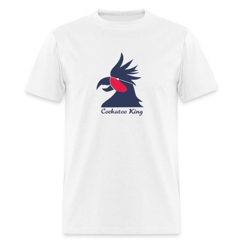 Cockatoo Logo - Men's T-Shirt