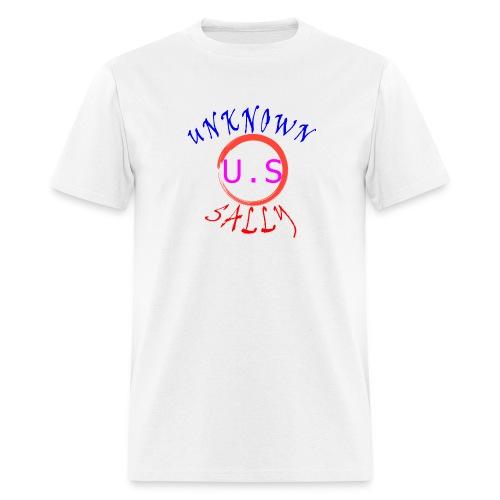 Initial Hoodie - Men's T-Shirt