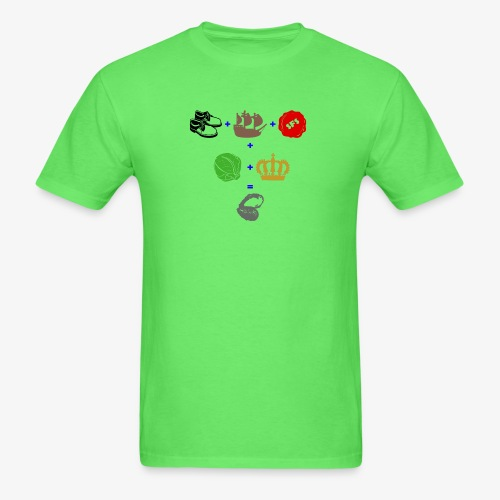 walrus and the carpenter - Men's T-Shirt