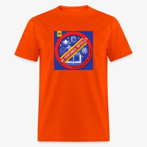 unFeatured Articles Cover - Men's T-Shirt