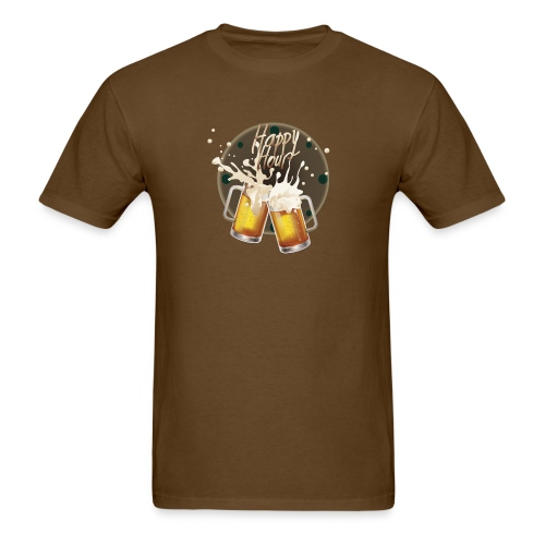 Happy hour - Men's T-Shirt
