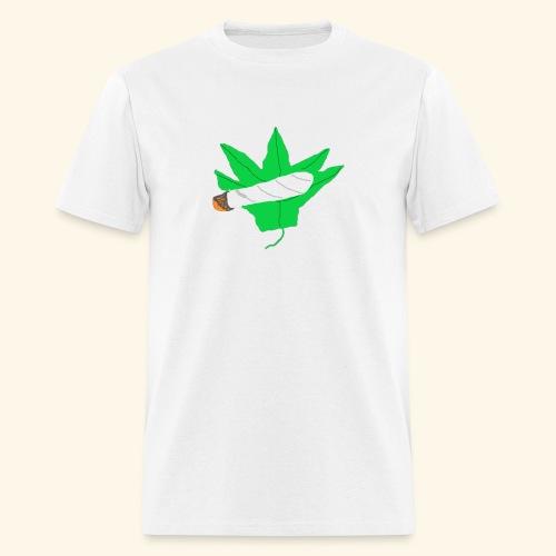 Spliffen' Leaf - Men's T-Shirt