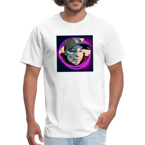Oni mask - Men's T-Shirt
