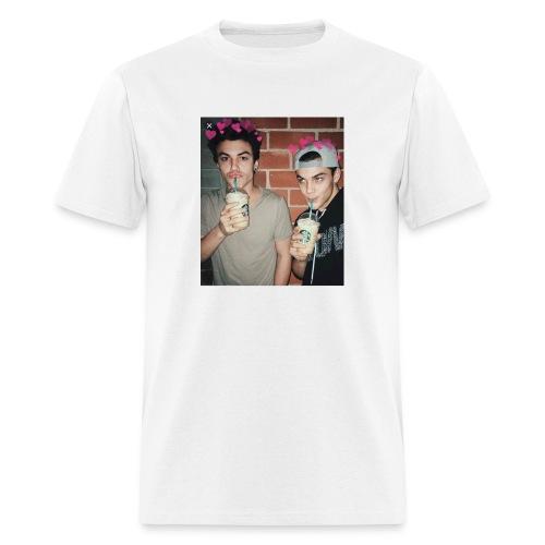 Dolan twins merch 💜🖤 - Men's T-Shirt