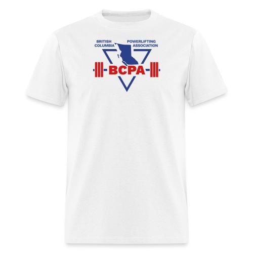 BCPA Logo - Men's T-Shirt