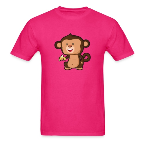 Baby Monkey - Men's T-Shirt
