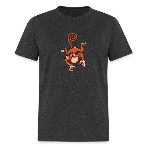 Cheeky Monkey - Men's T-Shirt