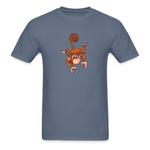 Cheeky Monkey - Men's T-Shirt