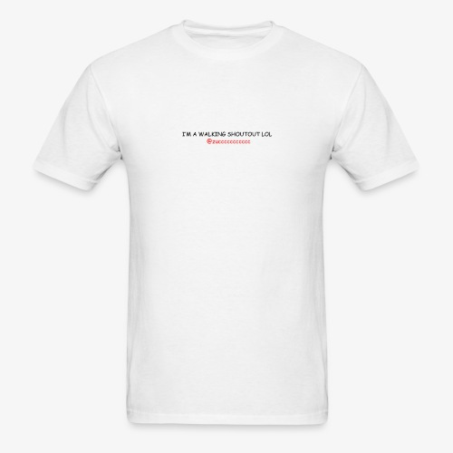 Shoutout Tee - Men's T-Shirt