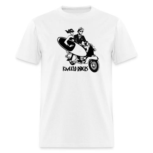 ska scooter 2 - Men's T-Shirt