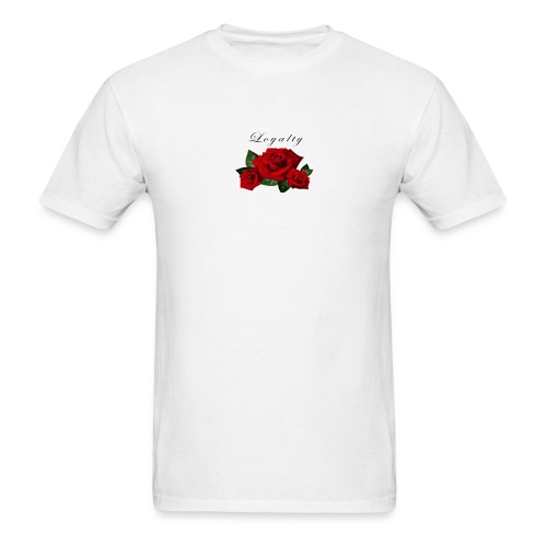 rose shirt - Men's T-Shirt