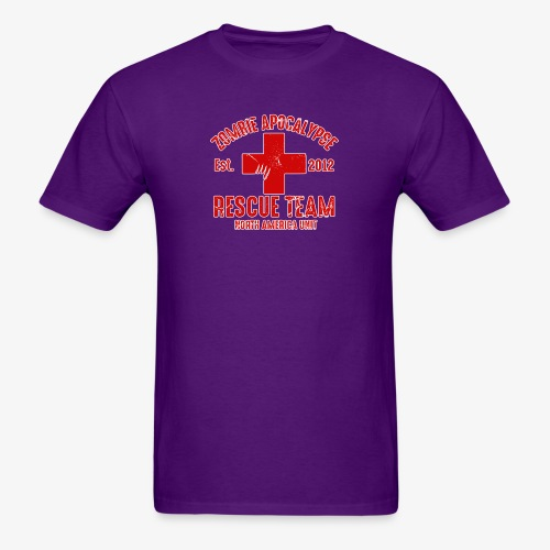 Zombie Help Team - Men's T-Shirt