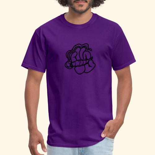 SMOKING HAND - HOODIE / SHIRT - Men's T-Shirt