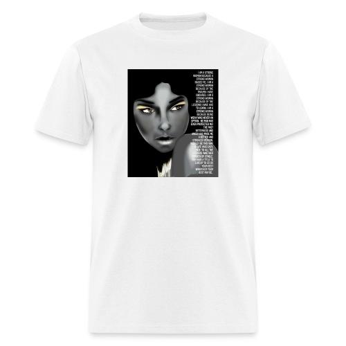 Strong woman - Men's T-Shirt