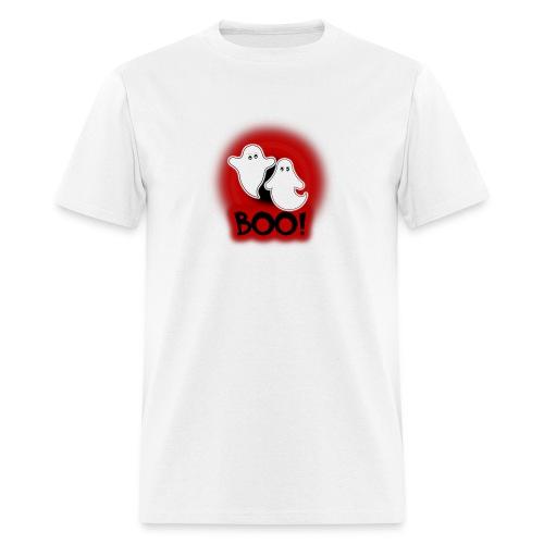 Ghosties Boo Happy Halloween 4 - Men's T-Shirt