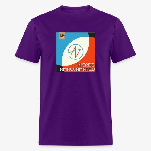 Top Shelf Nerds Cover - Men's T-Shirt