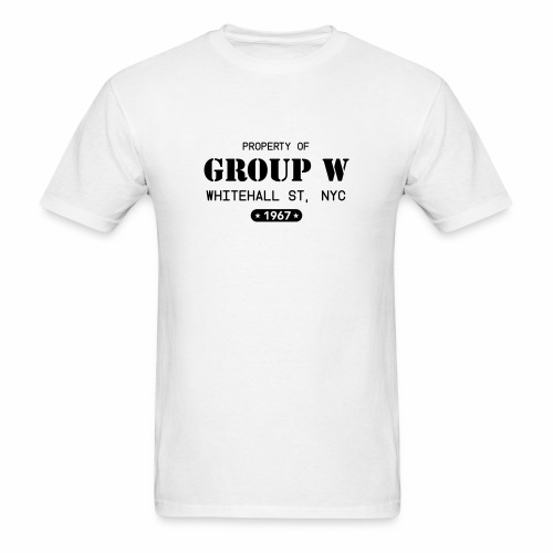 Property of Group W - Men's T-Shirt