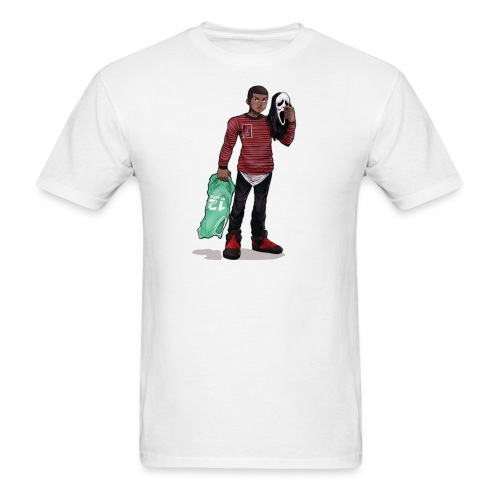 Scary Terry In Designers - Men's T-Shirt
