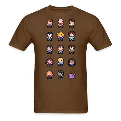 rpgishshirt2 png - Men's T-Shirt