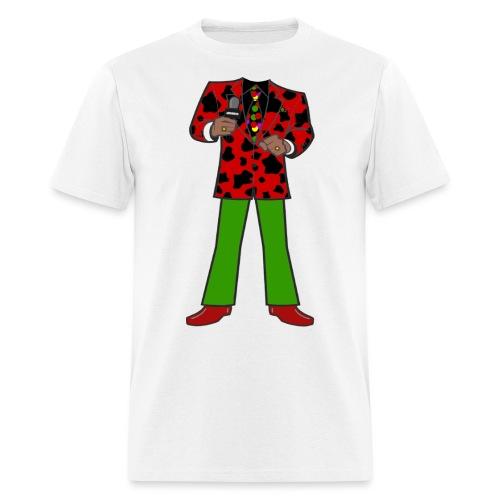 The Red Cow Suit - Men's T-Shirt