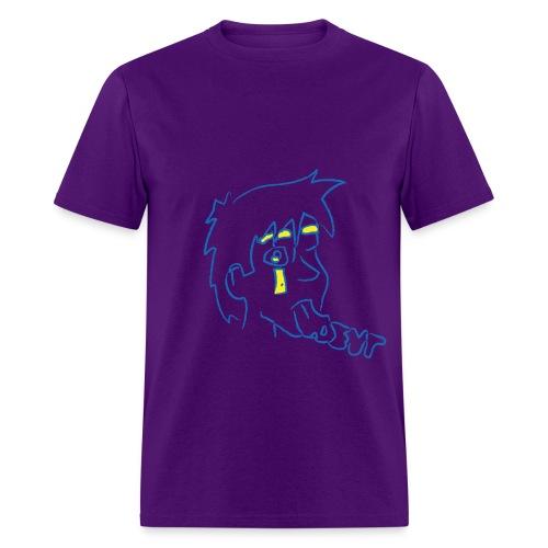 identtongue - Men's T-Shirt