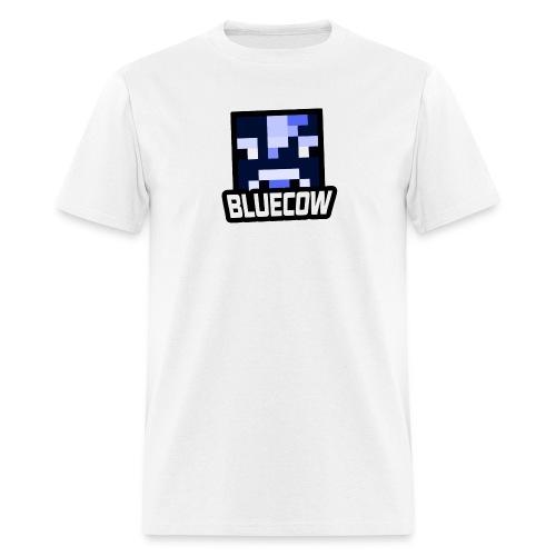 BLUECOW Stock Logo! - Men's T-Shirt